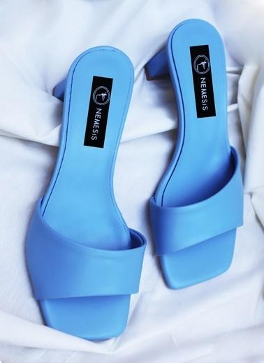 Nemesis Shoes Terlik Mavi